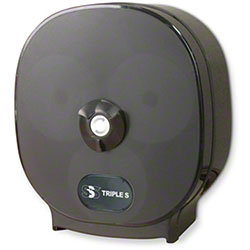 SSS® Sterling Select Bath Tissue Carousel Dispenser -Black