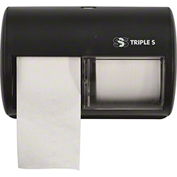 SSS® Sterling Select 2.0 Bath Tissue Dispenser - Black