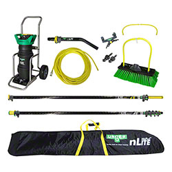 Unger® HydroPower® Ultra Professional Kit - 33'