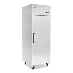 Atosa Top Mount Upright Freezer - 22.6 cu ft.