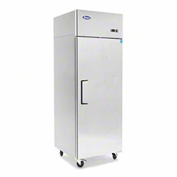Atosa Top Mount Upright Refrigerator - 22.6 cu ft.