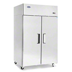 Atosa Top Mount Upright Refrigerator - 44.5 cu ft.