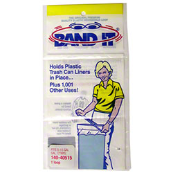 Band It® Garbage Liner Holders