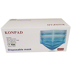 Disposable Blue Masks