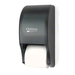 Allied West Optima® Standard Double Roll Tissue Dispenser