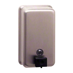 Bobrick ClassicSeries® Soap Dispenser - Vertical Tank