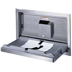Koala Kare Horizontal Recessed Changing Station