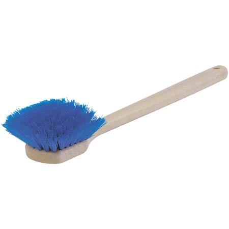 "20"" TOUGH SCRUB BRUSH - CRIMPED POLYPROPYLENE"