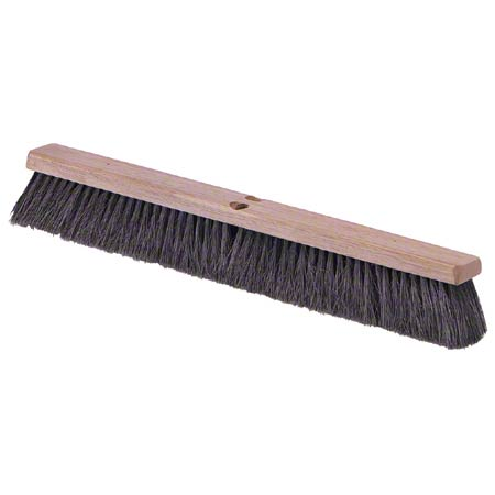"24"" BLACK TAMPICO BROOM"