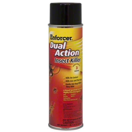 EDAIK17 ZEP ENFORCER DUAL ACTION INSECT KILLER 12/17