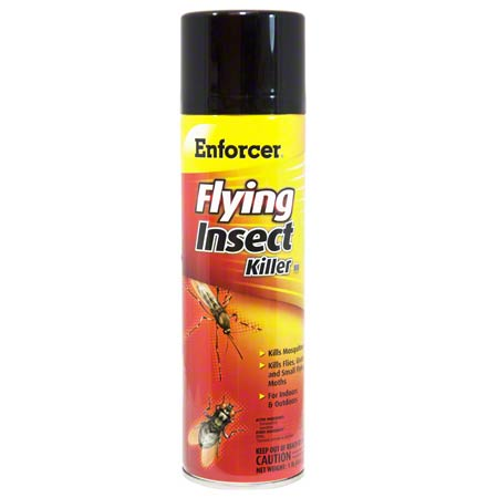 AMREFI16 ZEP ENFORCER FLYING INSECT KILLER 12/16 OZ.
