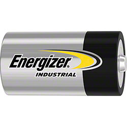 Energizer® Industrial Alkaline C Battery