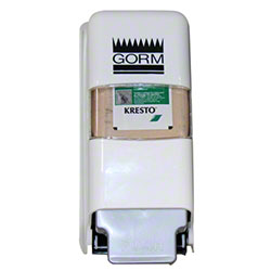 Gorm Stoko Vario Hand Soap Dispenser - 2000 mL, White