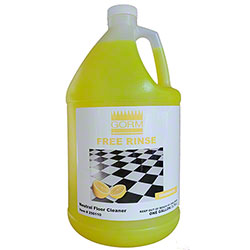 Free Rinse Lemon Neutral Floor Cleaner - Gal.