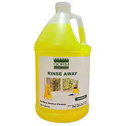 Gorm Rinse Away Neutral Cleaner - Gal.