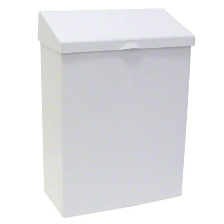 33 SANISAC FEM WALL RECEPTACLE WHITE