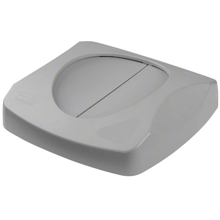 2689 UNTOUCHABLE SWING TOP LID FOR 3569 CONTAINERS - GREY