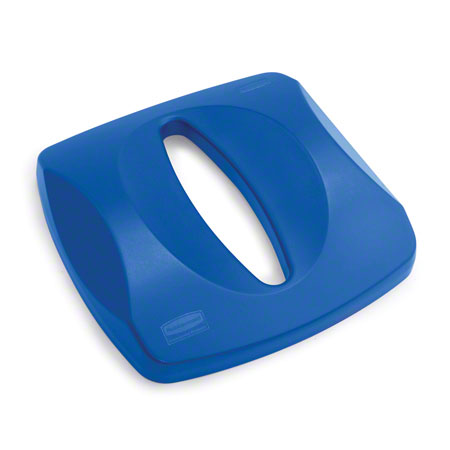 2690 UNTOUCHABLE RECYCLING TOPS, PAPER 16 X 3 1/4, BLUE