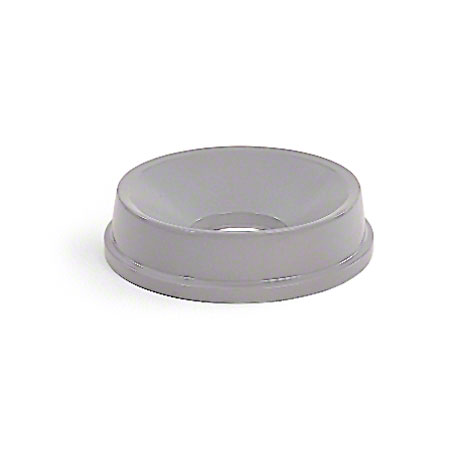 3548 UNTOUCHABLE ROUND WASTE LID FOR 3546 CONTAINER - GRAY