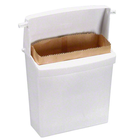6140 SANITARY NAPKIN DISPOSAL - WHITE
