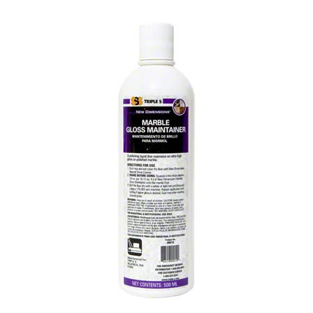 09010 SSS MARBLE GLOSS MAINTAINER 12/CS