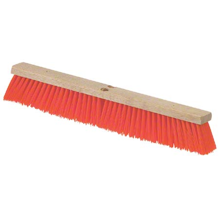 "14023 SSS 24"" PUSH BROOM HEAVY, 12/CS."