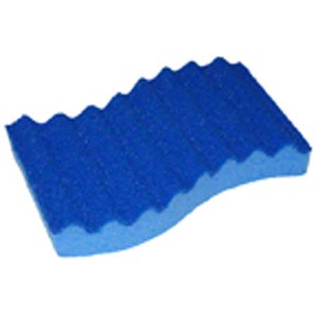 31567 SSS BLUE WAVE ANTI-MICROBIAL POLY SCRUB