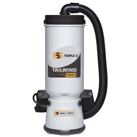 56010 TAILWIND 1000H BACKPACK VACUUM W/ TOOL KIT