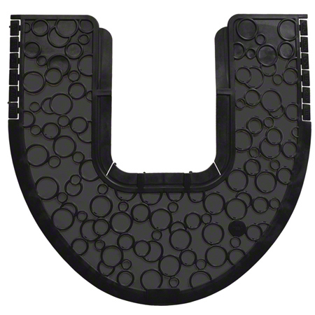 67060 P-GUARD TOILET FLOOR MAT 6/CS