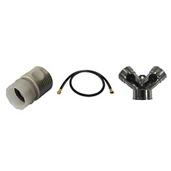 SSS® Navigator PDC Quick Connect Kit 6' Hose, Y-Splitter
