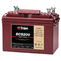 Trojan® SCS200 Marine/RV 12 Battery w/T2 Technology™