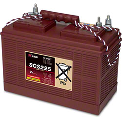 Trojan® SCS225 Marine/RV 12 Battery w/T2 Technology™
