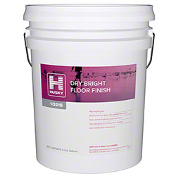 Husky® 1026 Dry Bright Floor Finish - 5 Gal.