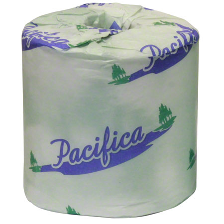 Allied West Pacifica 2 Ply Single Roll Bathroom Tissue
