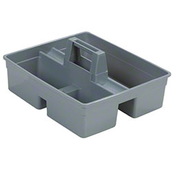 Carlisle Tool Caddy For Janitorial Cart - Gray