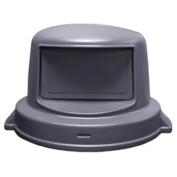 Continental Dome Top For 44 Gallon Huskee - Grey