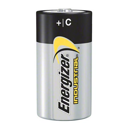 Energizer® Industrial Alkaline C Battery
