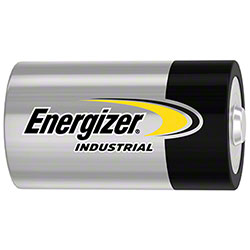 Energizer® Industrial Alkaline D Battery