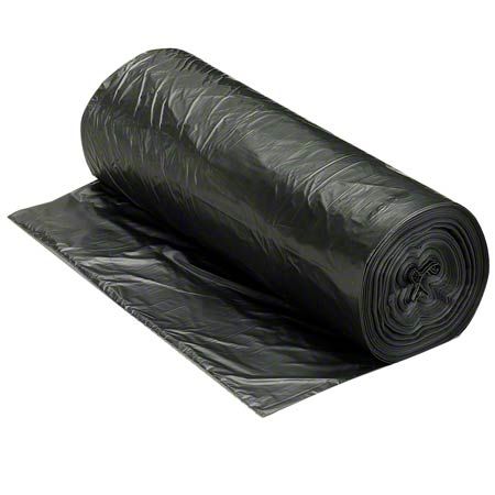 Rollpak Workhorse™ Liner - 40x48, Black, 16 mic