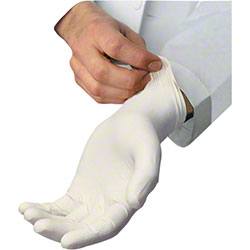 Safety Zone Textured Powdered Latex Glove - Large