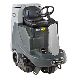 Advance ES4000 Total Carpet Care System - 28 Gal., 312 AGM