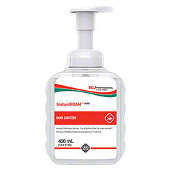 SCJP InstantFOAM™ PURE Alcohol Hand Sanitizer - 400 mL Pump