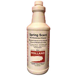 Holland Spring Scent Bio-Deodorizer/Cleaner - 946 mL Bottle