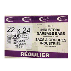 Holland Utility Garbage Bag - 22 x 24, White