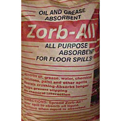 Zorball All Purpose Absorbent - 50 lb.