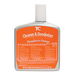 Rubbermaid® AutoClean® Cleaner & Deodorizer -Orange