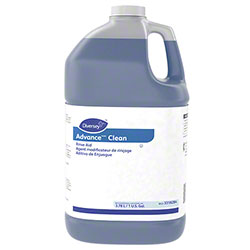 Diversey™ Advance™ Clean Rinse Aid - Gal.