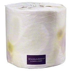 "Embassy® Supreme 2 Ply Tissue - 4.25"" x 4.0"""