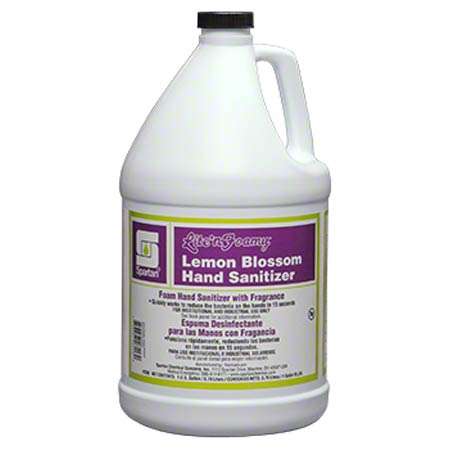 Spartan Lite'n Foamy® Lemon Blossom Hand Sanitizer - Gal.