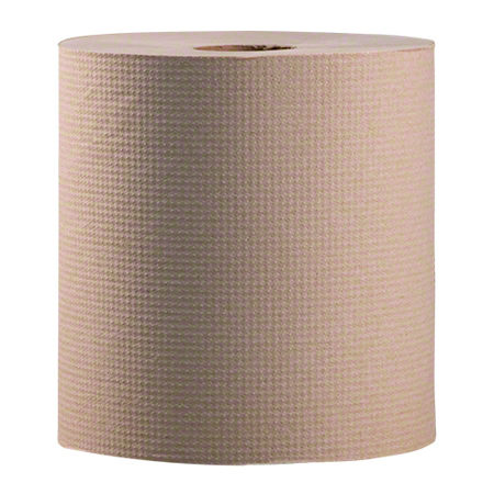 """Simple Earth Hardwound Towel - 8"""" x 800', Natural"""